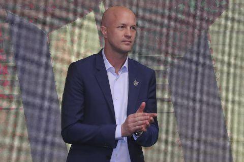Ο Ζόρντι Κρόιφ, νέος σύμβουλος στρατηγικής της Μπαρτσελόνα