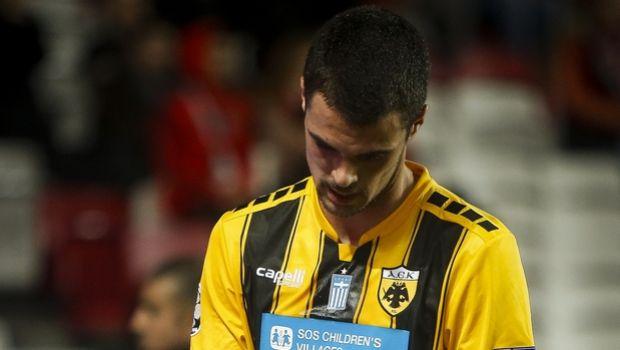 Μπενφίκα - ΑΕΚ 1-0: Χωρίς βαθμό έμεινε η Ένωση στον όμιλό της