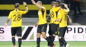 """Άρης – Ατρόμητος: Πιο έτοιμοι οι """"κίτρινοι"""", νίκησαν 2-1 στο """"Κλ. Βικελίδης"""""""