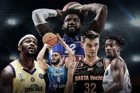 Η λίστα του καλοκαιριού: Οι 50 παίκτες που έλαμψαν στην Ευρώπη την σεζόν 2019/20