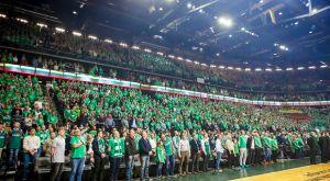 Ζάλγκιρις: Έχει μεγαλύτερη προσέλευση κοινού από 4 ομάδες του ΝΒΑ!