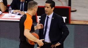 """Σφαιρόπουλος: """"Δεν μπέρδεψα τα αποδυτήρια, μπέρδεψα όμως τον πάγκο"""""""