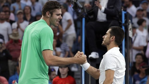 Australian Open: Τενίστας 2.11μ. είχε 67 (!) άσους και όμως αποκλείστηκε!