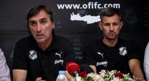 """Γιάννης Σαμαράς: """"Θέλει χρόνο να μεγαλώσεις ποδοσφαιρικά, δουλεύουμε καθημερινά"""""""