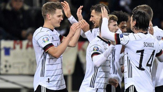 Προκριματικά Euro 2020: Στα τελικά Γερμανία, Ολλανδία, Κροατία και Αυστρία
