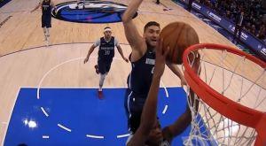 """NBA: Εντυπωσιακές φάσεις στο """"χορταστικό"""" Top-10 της βραδιάς"""