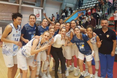 Σπαρτάκ - Νίκη Λευκάδας 66-62: Ιστορική πρόκριση στους ομίλους του EuroCup για τις Επτανήσιες!