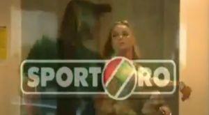 On camera χαστούκι από γυναίκα μάνατζερ σε προπονητή!