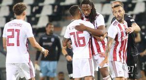 ΠΑΟΚ – Ολυμπιακός 0-1: Τα highlights από την Τούμπα