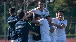 ΑΕΚ – Παναθηναϊκός 1-3 (Κ17): Πράσινη τριάρα και νίκη στο ντέρμπι