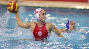Α Εθνική πόλο γυναικών: Ασταμάτητος ο Ολυμπιακός