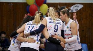 Volleyleague γυναικών: Ο Πανναξιακός έσπασε την έδρα του ΑΟ Θήρας