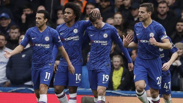 Τσέλσι - Έβερτον 4-0: Οι εντυπωσιακοί Μπλε διέλυσαν με τεσσάρα τα Ζαχαρωτά