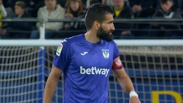 La Liga: Χτύπησε ο Σιόβας, νίκη ανάσα η Λεγκανές