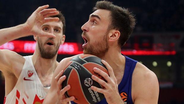 EuroLeague 2019/20: Τα αποτελέσματα της 15ης αγωνιστικής, η κατάταξη και το πρόγραμμα
