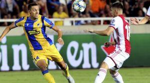 "Playoffs Champions League: ""Λιοντάρι"" ο ΑΠΟΕΛ, 0-0 με Άγιαξ και ελπίζει"