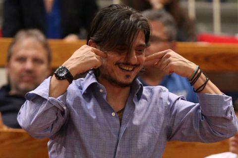 """Γιαννακόπουλος: """"Ελεεινός και τρισάθλιος ο Σπανούλης"""""""