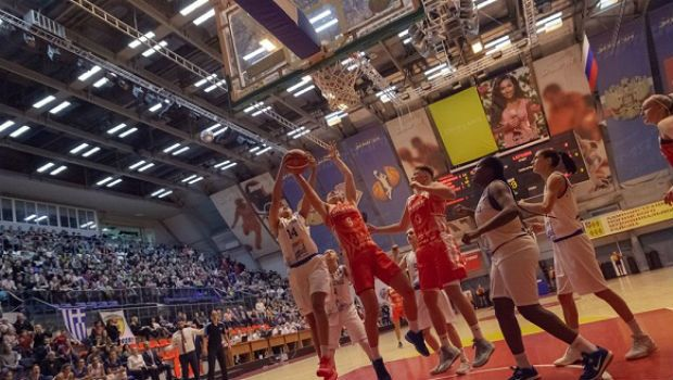 Nίκη Λευκάδας: Ο όμιλος στο EuroCup γυναικών