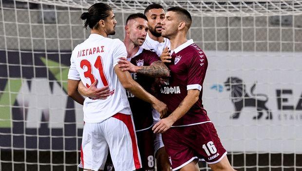 ΑΕΛ - Ξάνθη 0-0: Όρθιοι στη Λάρισα οι Θρακιώτες και πάνε στα μπαράζ