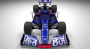 Formula 1: H Toro Rosso-Honda του 2019