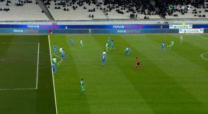 """Παναθηναϊκός – ΠΑΣ: Ακυρώθηκε """"καθαρό"""" γκολ του Ινσούα"""