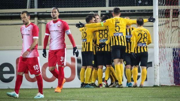 Ξάνθη - Άρης 0-1: Βήμα πρόκρισης με MVP Φετφατζίδη και σκόρερ Ιντέγε