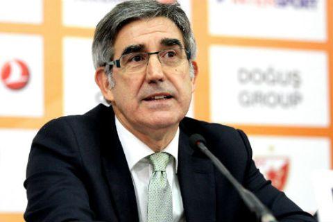 """Επιμένει ο Μπερτομέου για Παναθηναϊκό: """"Πιστεύω ότι θα μείνει, το μέλλον εκτός EuroLeague δεν είναι καλό"""""""
