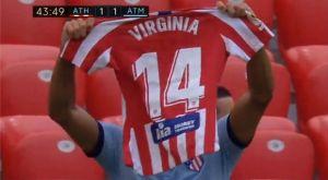 Η συγκινητική αφιέρωση του Ντιέγκο Κόστα σε παίκτρια της Ατλέτικο
