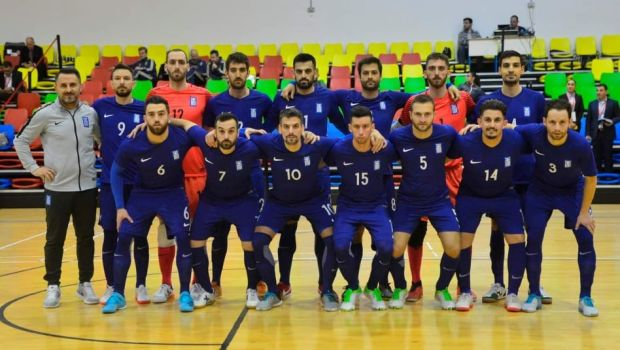 Futsal: Οι μάχες της Εθνικής στο δρόμο για το Euro 2022 και το Champions League