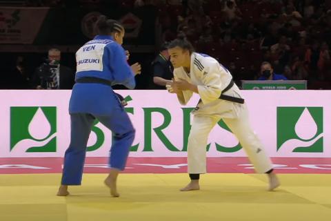 Ολυμπιακοί Αγώνες - Τζούντο: Ήττα για την Τελτσίδου, θα διεκδικήσει το χάλκινο στα ρεπεσάζ