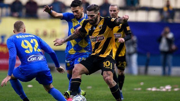 Παναιτωλικός - ΑΕΚ 1-1: Τα highlights από την ισοπαλία στο Αγρίνιο