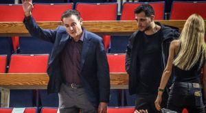 Παναθηναϊκός – Βαλένθια: Από νωρίς στο ΟΑΚΑ ο Ρικ Πιτίνο