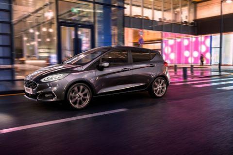 Υβριδικό και το Ford Fiesta