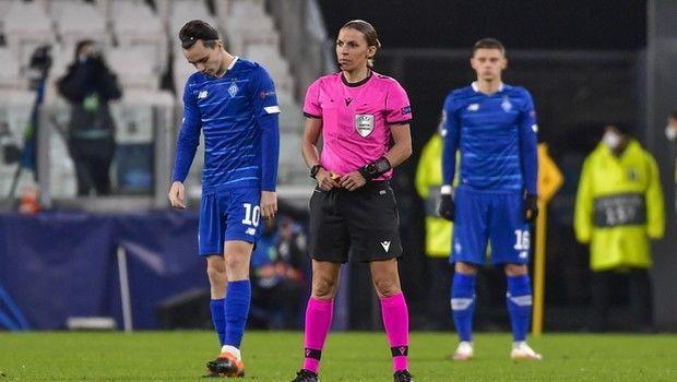 Γιουβέντους - Ντινάμο: Η Φραπάρ έγινε η πρώτη γυναίκα διαιτητής σε ματς Champions League