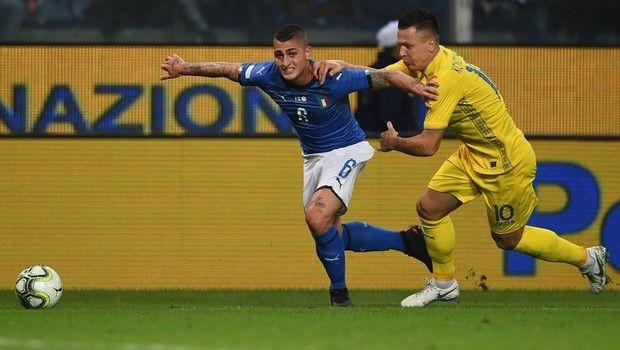 Ιταλία - Ουκρανία 1-1: Λείπει το εύκολο γκολ και οι νίκες για τους