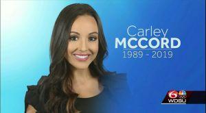 Σκοτώθηκε σε αεροπορικό δυστύχημα η 30χρονη ρεπόρτερ των Πέλικανς