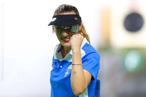 Η Άννα Κορακάκη στους Ολυμπιακούς Αγώνες του Ρίο
