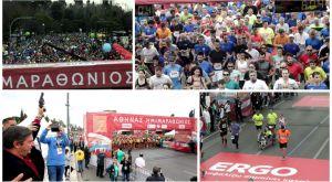 Πάνω από 20.000 δρομείς στον Ημιμαραθώνιο της Αθήνας