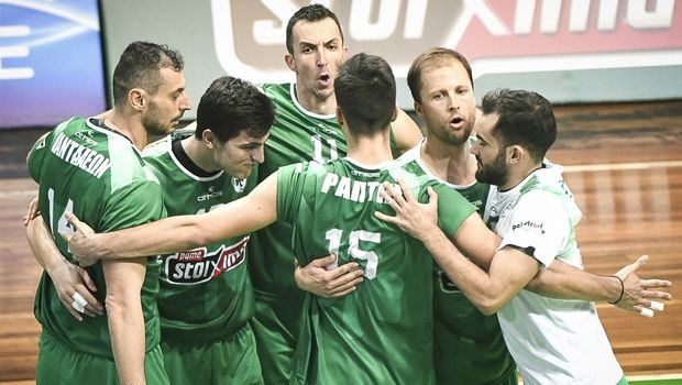 Παναθηναϊκός βόλεϊ: Πρόταση για video referee σε όλα τα τηλεοπτικά ματς από τους πράσινους