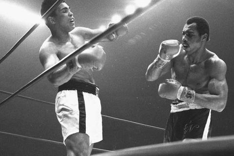 Όταν ο Ken Norton έσπασε το σαγόνι του Muhammad Ali
