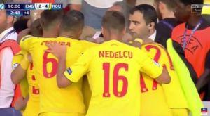 U21 Ρουμανία – Αγγλία 4-2: Έξι γκολ σε δεκαεπτά λεπτά