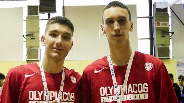 MVP της τελικής φάσης του πανελληνίου εφήβων ο Αλεξέι Ποκουσέβσκι