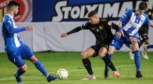 """Εργοτέλης – Χανιά 1-0: """"Χτύπησε"""" στο 94′ ο Ροβίθης"""
