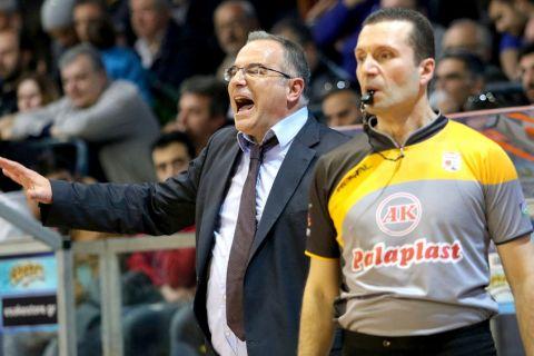 """Σκουρτόπουλος: """"Δεν μας νοιάζει ποιος είναι ο αντίπαλος"""""""