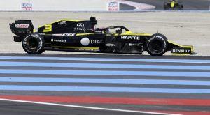GP Γαλλίας: Ποινή δέκα δευτερολέπτων στον Ρικιάρντο