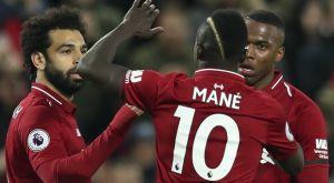 Λίβερπουλ – Χάντερσφιλντ: Μανέ και Σαλάχ διαμόρφωσαν το 3-0 το ημιχρόνου