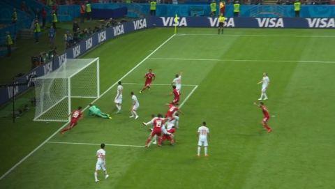 Τα χρειάστηκε η Ισπανία, νίκη με 1-0 επί του Ιράν