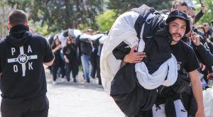 """Το """"Δεν μπορώ να περιμένω"""" του ΠΑΟΚ γύρισε σπίτι του: Το 24ωρο που η Θεσσαλονίκη δεν κοιμήθηκε"""