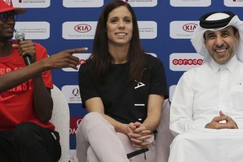 Η Στεφανίδη στηρίζει Σεμένια και σχολιάζει την IAAF