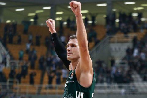 Παναθηναϊκός - Φενέρμπαχτσε 91-87: Νίκη από τα παλιά με επική ανατροπή από το -5 στα 40.3''